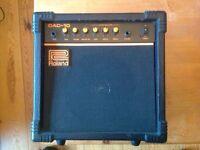 ROLAND DAC-10 VINTAGE ELECTRIC GUITAR AMPLIFIER