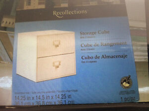 Craft  storage cube units from recollection Kitchener / Waterloo Kitchener Area image 3