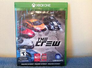 Jeu Xbox one   The Crew  CD Saguenay Saguenay-Lac-Saint-Jean image 1