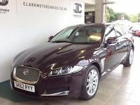 2012 Jaguar XF 2.2 TD Premium Luxury 4dr Diesel red Automatic