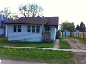 Cozy 2 bedroom house in Willingdon, AB for rent