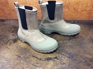 Greely Mens croc boots