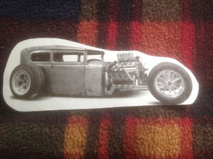1928 Ford Model A Salt Flats Body