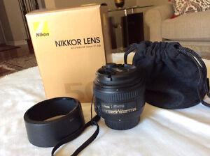 Nikon 50mm F1.4G MINT!!