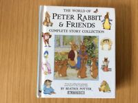 The World of Peter Rabbit and Friends Complete Story Collection Beatrix Potter