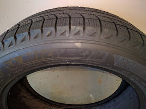 Michelin X ice excellent condition West Island Greater Montréal image 1