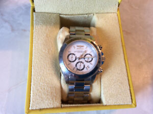 invicta professional speedway chronographic 2oo meter divers