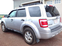 2009 Ford Escape SUV, Asking $6,500.00 MAKE AN OFFER