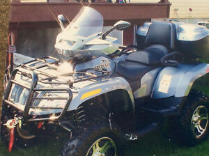 Used 2009 Arctic Cat TRV700 Cruiser