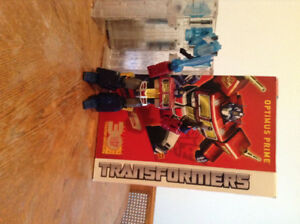 Transformers platinum edition Optimus prime