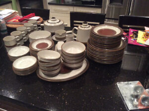 Denby Potter's Wheel dishes