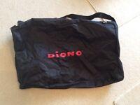 Diono car seat protection travel bag