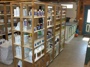 Organic/Hydroponic Stock, incl. Sales Counter & Shelving 4 Sale Peterborough Peterborough Area image 9