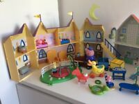 Peppa pig bundle Good condition