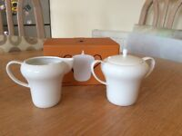 Jme Squash Milk jug & Sugar pot