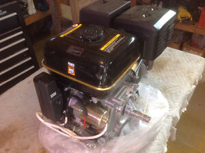 Brand New 13 hp Gas Engine still in the Box