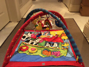 Tiny Love Gymini Deluxe Baby Mat and Toys