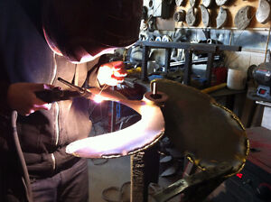 Prop and Skeg Repair at JS Prop