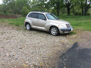 2003 Chrysler PT Cruiser Sedan