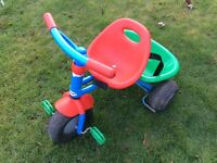 Baby Tricycle with parent handle