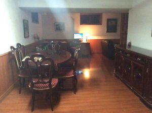 Basement apartment for rent in Markham