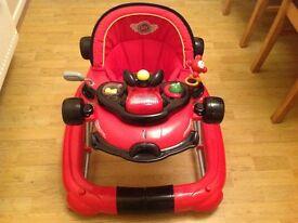 Ferrari Walker/Rocker For Sale - £30