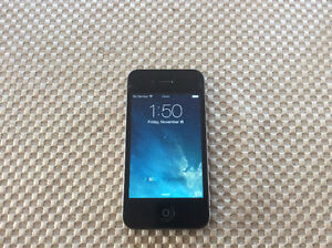 iPhone 4 8gig w/ 2 cases and 3 usb cords, perfect working cond. Gatineau Ottawa / Gatineau Area image 5