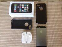iPhone 5 s gris métallique