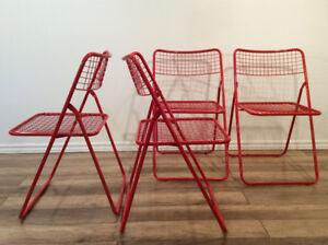 1978 Vintage Ted Net by Niels Gammelgaard-Chaises Vintage