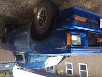*REDUCED* 1991 GMC Sonoma Parts truck! Needs new transmission.