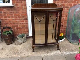 China glass cabinet