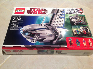 "Lego Star Wars ""Separatist Shuttle"""