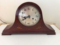 Vintage German mechanical clock