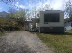 Affordable property in the beautiful  Crowsnest Pass