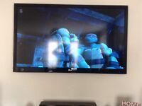 "LG 55"" 3D TV,VERY SLIM,1700 NEW"