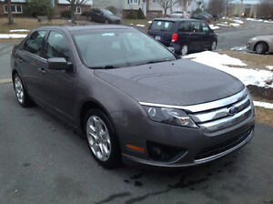 2011 Ford Fusion SE 2.5L Sunroof Sedan / Rust Checked yearly
