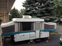 Tente-roulotte 1996 Colleman Cheyenne