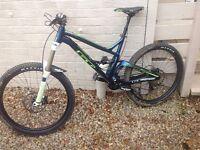 Mountain bike, GT sanction