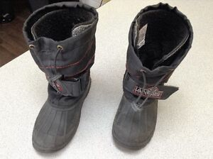 Bottes hiver taille 2