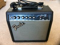 Guitar Amplifier.