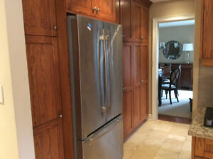 "Jenn-Air 36"" Refrigerator Stainless"