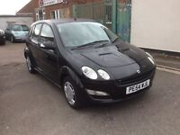 2004 SMART FORFOUR BLACK EDITION