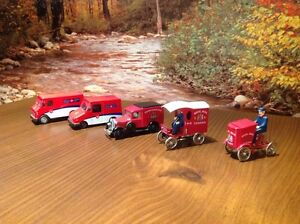 Diecast Collection Poste Canada