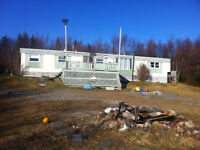 Mobile Home to be removed from land