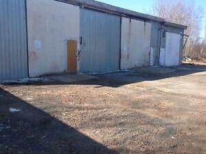 3 baydoor garage