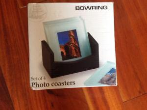 Bowring Photo Coasters