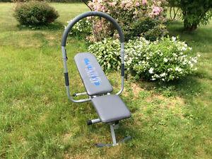 Ab King Exerciser Machine