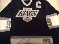 L.A. Kings heroes of Hockey Gretzky jersey