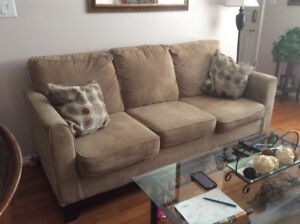 Couch and chair for sell
