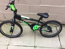 "Avigo 20"" Drift BMX Bike with 360 Rotor."